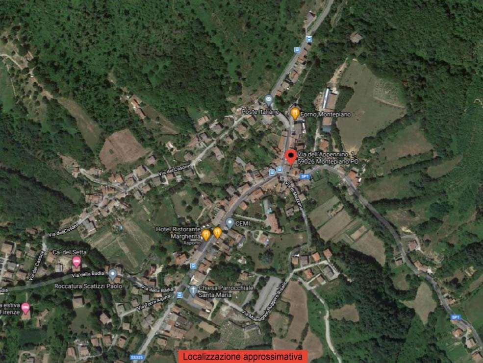 Appartamenti e case in Vendita a Vernio