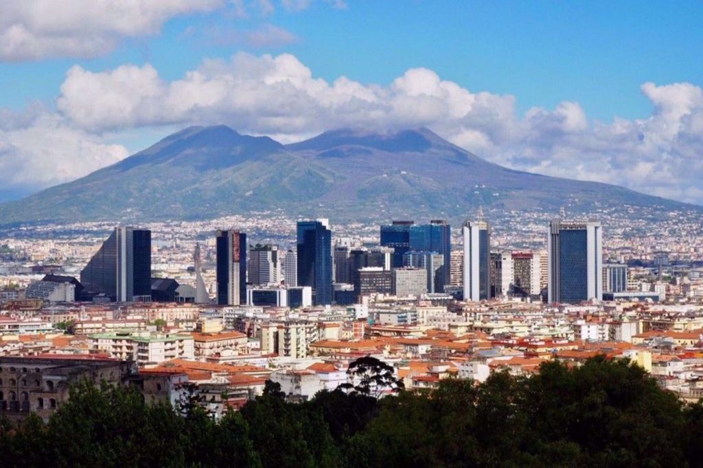 Ufficio In Affitto 500 Mq Centro Direzionale 1 Centro Direzionale Napoli